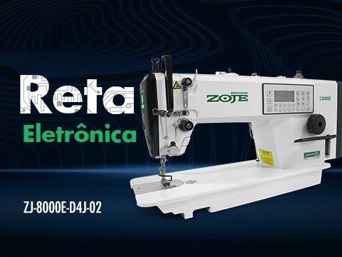 RETA ELETRÔNICA ZOJE ZJ-8000E !!!