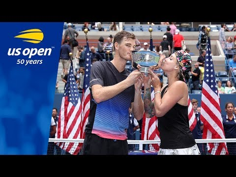 Mixed Title Crowning Moment In Bethanie Mattek-Sands Comeback