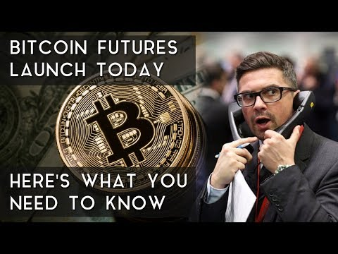 Bitcoin Futures Launch Today | Here's what you need to know