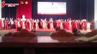 [HTĐ 2015] Chung sống - Kasim Hoàng Vũ quẩy tập thể tại Cà Mau