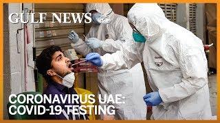 Coronavirus UAE: Dubai's Naif district residents undergo door-to-door screening