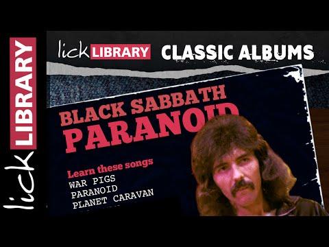 Classic Albums | Black Sabbath Paranoid | Guitar Lessons