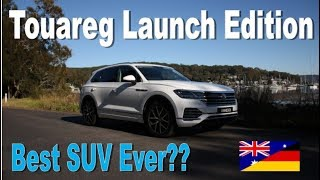 2019 VW Touareg Launch Edition - Australian Review - Best SUV yet