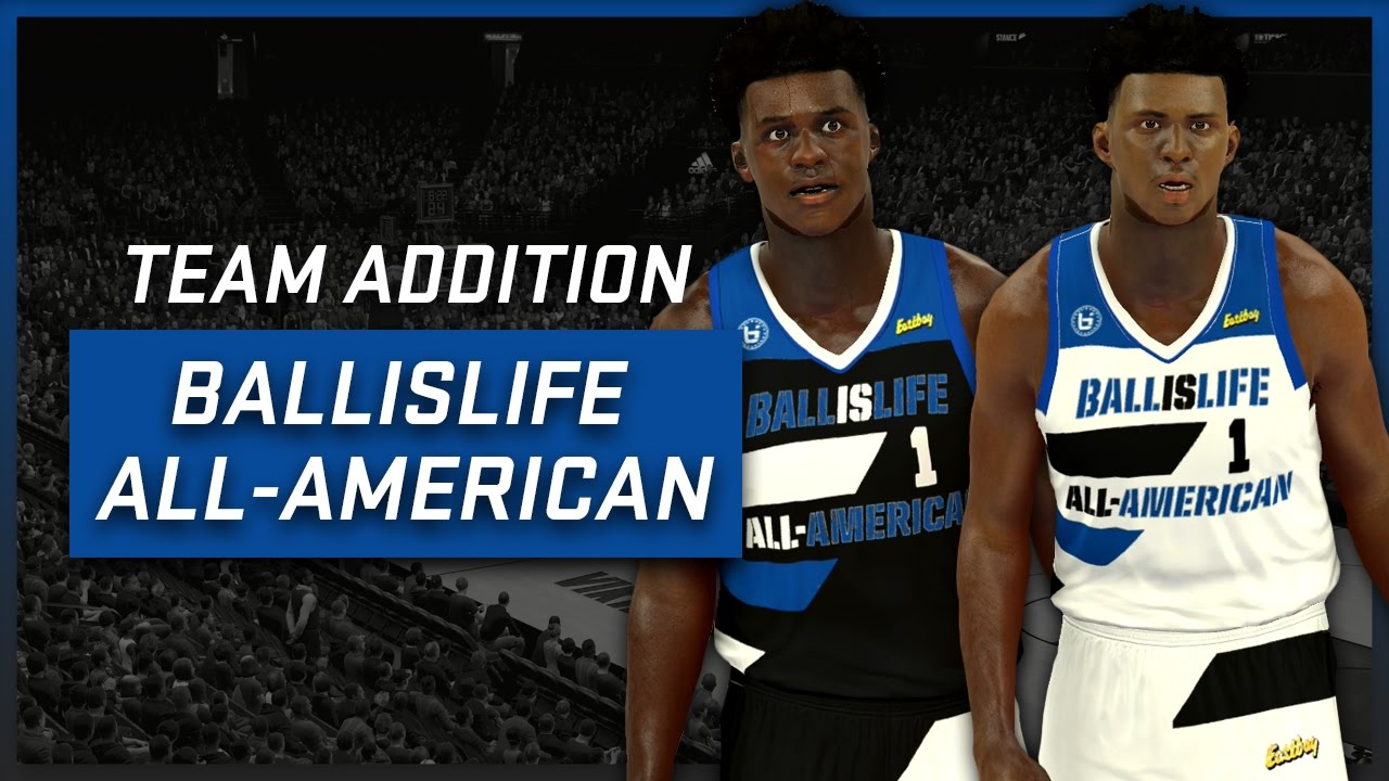 How To Setup The 2017 Ballislife All American Game In NBA 2K17 (PS4 ... b41a45f01