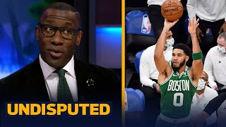 Skip & Shannon react to Jayson Tatum's buzzer beater & Giannis' missed free throw | NBA | UNDISPUTED