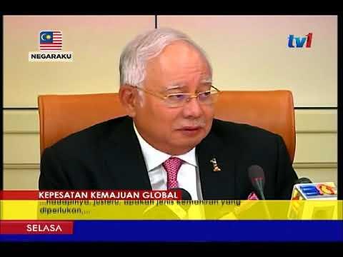 KEPESATAN KEMAJUAN GLOBAL - MALAYSIA TERUS BERSAING - PM [18 JUL 2017]