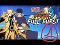 Let's Play #1 - Naruto Shippuden Ultimate Ninja Storm 3 Full Burst - Parte 1 - Ita !