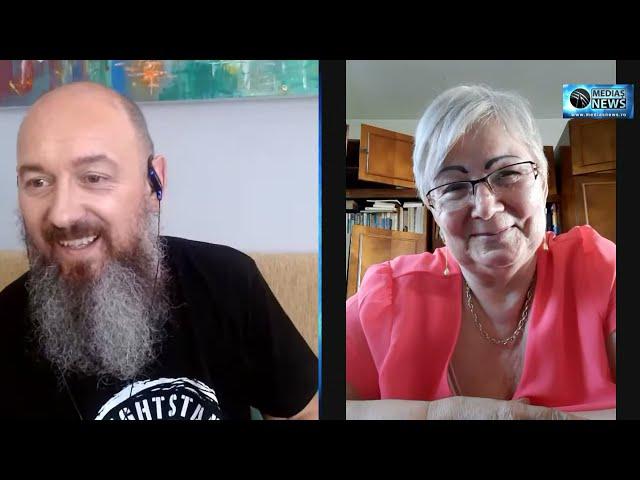 Lucia Steffens revine la Interviurile Medias News Blog