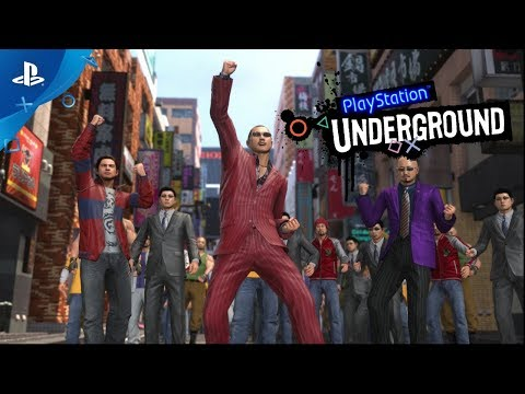 Yakuza 6 Gameplay | PlayStation Underground