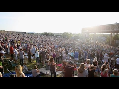 Klipsch Music Center in Noblesville, Indiana