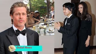 Brad Pitt fears Angelina Jolie's excessive interest in Maddox will make their other children envy