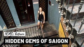 Gambar cover HIDDEN GEMS OF SAIGON + THE CAFE APARTMENTS | Vietnam | Vlog 034