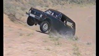 Видео испытаний Юг-горы Нива ВАЗ-21214, ВАЗ-2123(прототип 100), Лада 4x4, LADA Niva 1996 год
