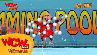 Motu Patlu Siêu Clip 48 - Hai Chàng Ngốc - Cartoon Movie - Cartoons For Children