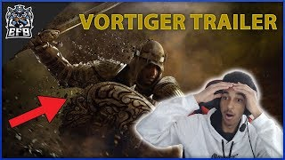 For Honor - VORTIGER HAS BEEN REVEALED!! (REACTION)