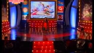 Monika Sharma in All India Devotional Song Competition Katra 2013 Semifinal Round