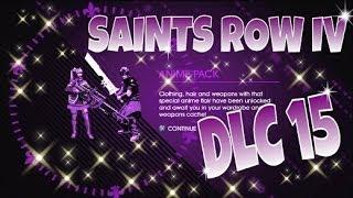 Saints Row IV DLC - Anime Pack
