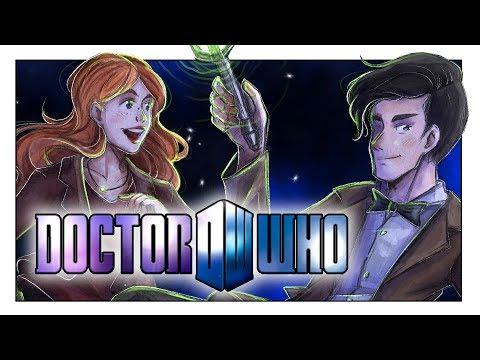 Doctor Who - SPEEDPAINT PASO A PASO - Kaos