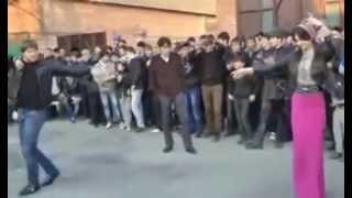 Чеченские танцы видео