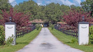 Starting Point Farm For Sale | Equestrian Living | Central Florida