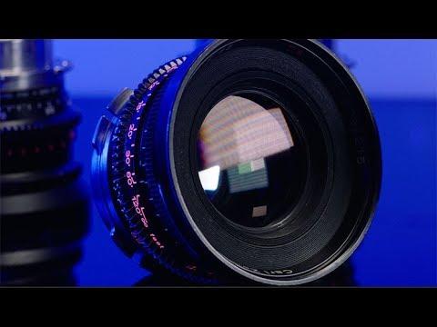 zeiss standard speeds pl mount lenses for cinema cameras overview