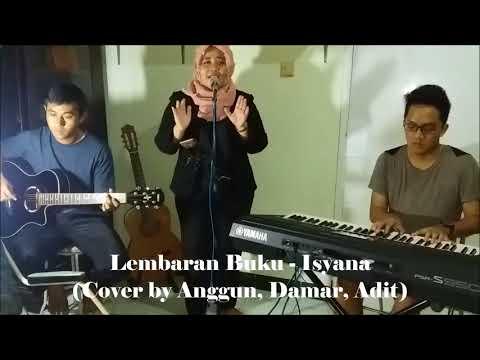 Lembaran Buku - Isyana (Cover by Anggun Pratiwi, Damar & Adit