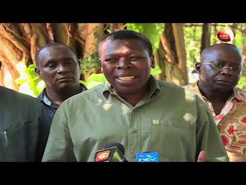 Wamalwa assures senate of improved working relationship with gov't