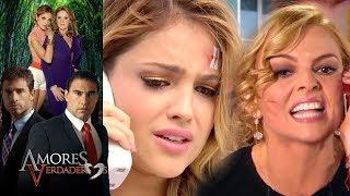 Amores Verdaderos: ¡Nikki descubre las mentiras Kendra! | Escena - C70