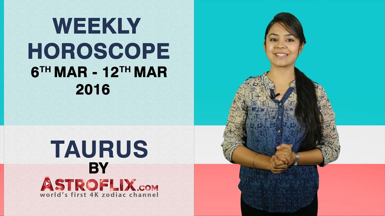 Taurus Weekly Horoscope | March 6 - March 12, 2016 by GaneshaSpeaks com