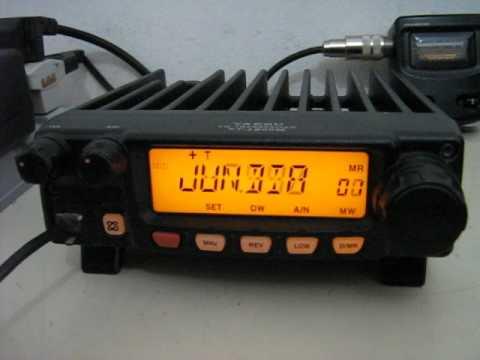 Yaesu FT 2800M radio transceiver VHF 137-174 MHz 65 W