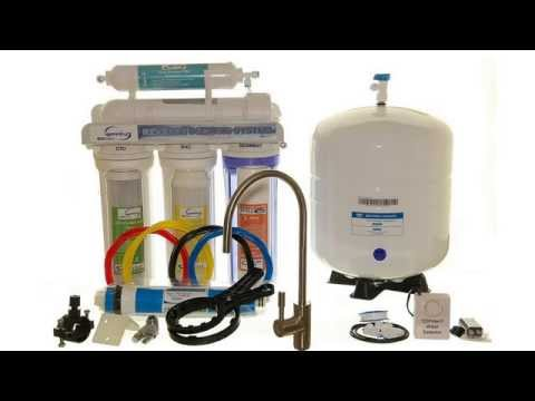 Best Reverse Osmosis Water Filter , iSpring RCC7 - 5 StageS Reverse Osmosis Water Filter System