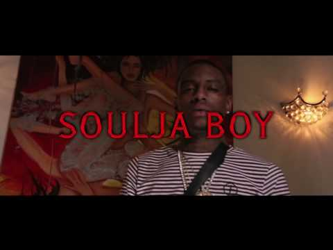 Soulja Boy - Let Me In (Official Music Video)