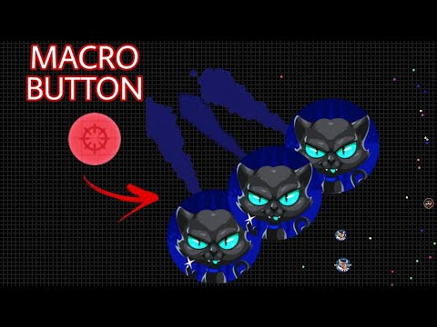 MACRO BUTTON + CUSTOM SKIN + SOLO TAKEOVER (AGAR.IO MOBILE) from YouTube · Duration:  10 minutes 22 seconds
