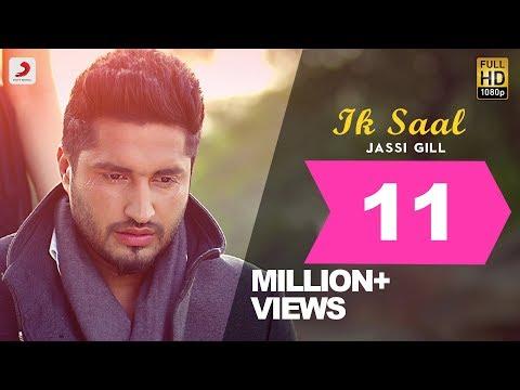 Jassi Gill - Ik Saal | Isha Rikhi | Album Shayar | Latest Punjabi Sad Love Song