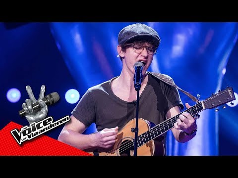Louis zingt 'Dew on The Vine' | Blind Audition | The Voice v