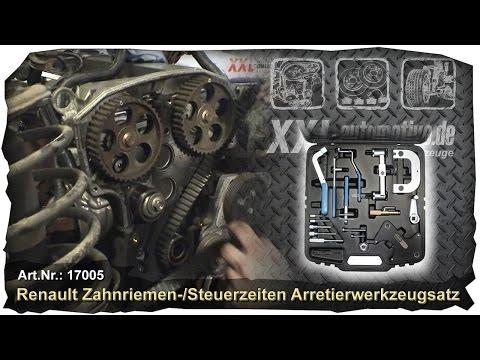 Auslass Nockenwellenversteller Zahnriemen für Renault Clio Scénic Megane 1.6 16V