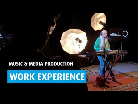Work Experience: BBC Music Introducing Sody