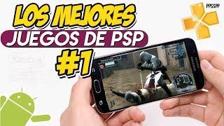 TOP ● Los Mejores Juegos de PPSSPP Para Android (GRATIS) + LINKS DE DESCARGA ● #1
