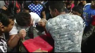 Best of arm wrestling ! Battle for coc !