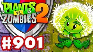 Dandelion Arena! - Plants vs. Zombies 2 - Gameplay Walkthrough Part 901