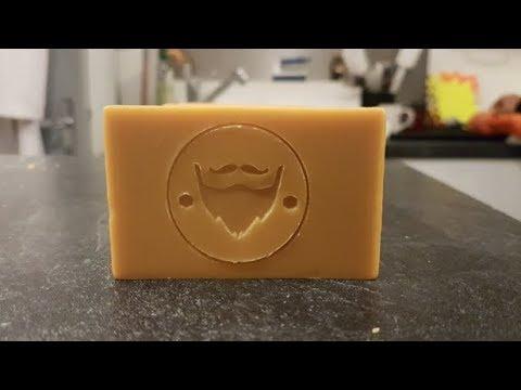 """Vlog#6 Comment un artisan fait ses savons BIO & NATUREL """"Savon Barbe Noire"""""""