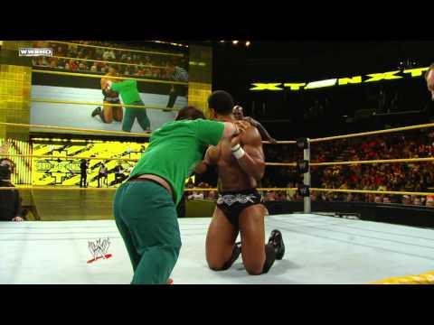 WWE NXT: Titus & Hornswoggle vs. Darren & Chavo