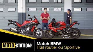 Rémi vs Kenny : BMW S1000XR vs BMW S1000RR, qui est le plus rapide ?