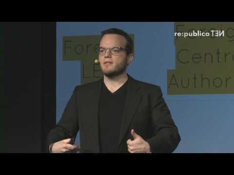 re:publica 2016 — Jan-Peter Kleinhans: Hello from the Other Side – Law Enforcement in the Cloud Age on YouTube