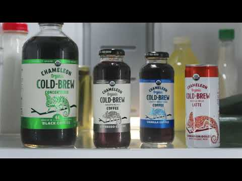 "Chameleon Cold Brew // ""Brew Band"""