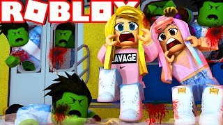 THERE IS A ZOMBIE INFECTION IN ROBLOX!?