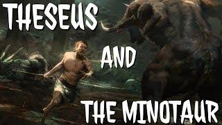 MF In-Depth #5: Theseus and The Minotaur [Greek Mythology]