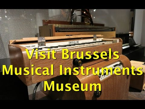 Things to do in Brussels – Visit the Musical Instruments Museum
