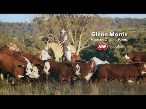 Glenn Morris, Fig Tree Organic Farm   IGA Supplier [15]