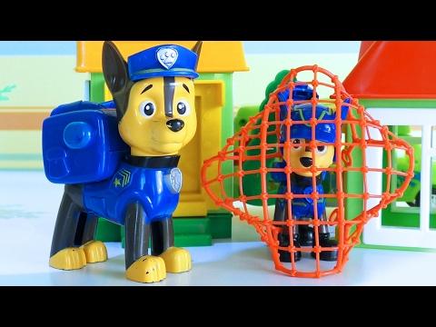 ЩЕНЯЧИЙ ПАТРУЛЬ Новые серии Гонщик потерял братика Развивающие мультики для детей про игрушки